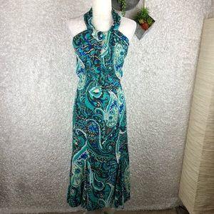 NWT Lane Bryant Linen Blend Dress | 18
